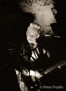 Dansdepartementet på Bryggis i Västerås 1986