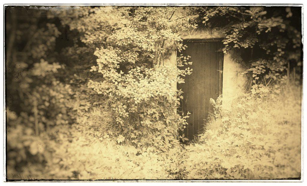 Okänd dörr