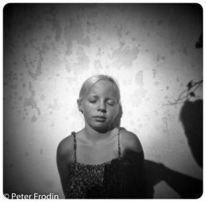 Bild 2. Porträt med Camera obscura.