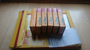 30 rullar Tmax 400 från Kodak. Tackar!
