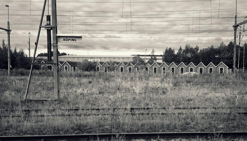 Köpings järnvägsstation
