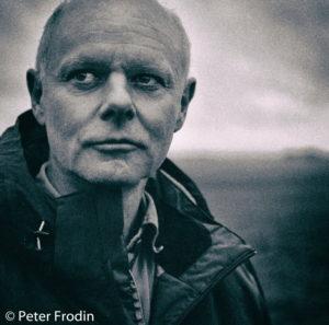 Håkan Wallander, professor och författare.