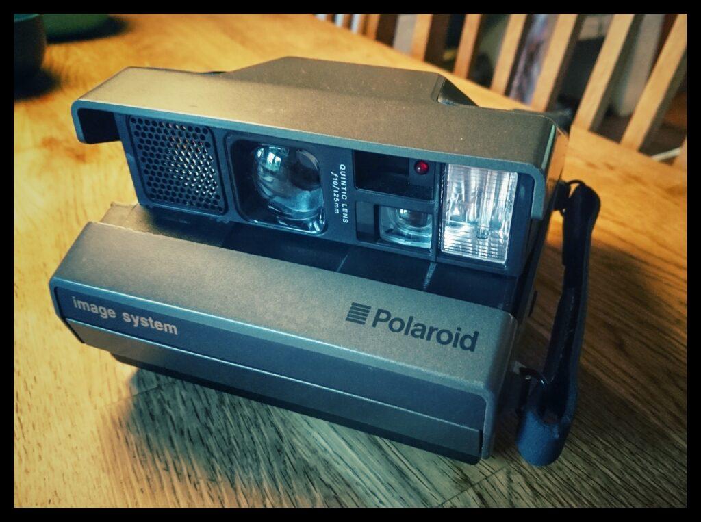 Polaroid image system, även kallad spectre och polaroid 1200